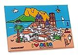 DONSOUVENIR MAGNETICO Altea - Alicante IMAN