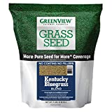 GreenView 2829868 Kentucky Bluegrass Blend Fairway Formula Grass Seed, 7 lb