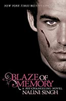 Blaze of Memory: Book 7 (The Psy-Changeling Series)