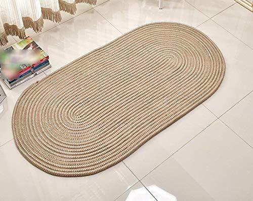 carpet Tapis Durable de Tapis Durable d'aspirateur Lavable, Table Basse de Salon, Tapis Quotidien de Tapis de Chambre à Coucher,70 * 140cm,# 4