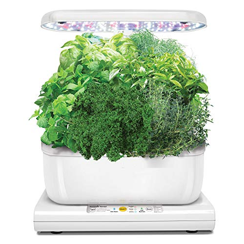 AeroGarden Harvest (Classic Model) - White