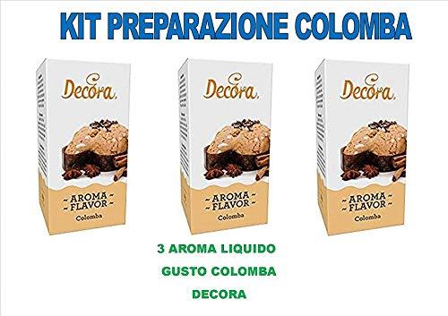 Casa Dolce casa Aroma Colomba Pasen Decora 50 g CDC (3 AROMI Gusto Colomba)