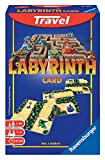 Ravensburger Italy- Labyrinth Gioco Travel per Bambini e Adulti, Multicolore, 23415