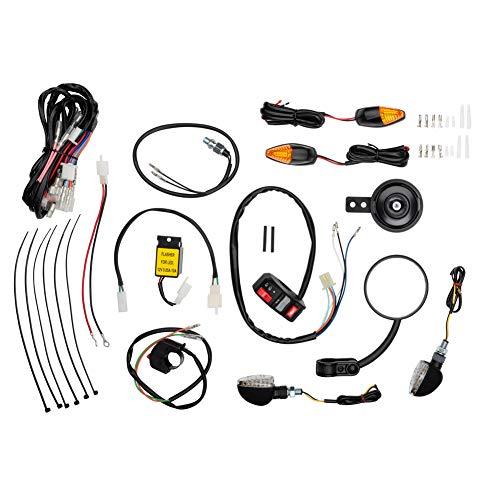 Tusk Motorcycle Enduro Lighting Kit Without Taillight