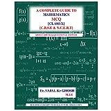 A COMPLETE GUIDE TO MCQ - MATHEMATICS: CLASS-10 (C.B.S.E) (MCQ SERIES CLASS 10 CBSE Book 3) (English Edition)