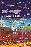 Trends International Minecraft - Póster de Minecraft, 30 x 46 cm