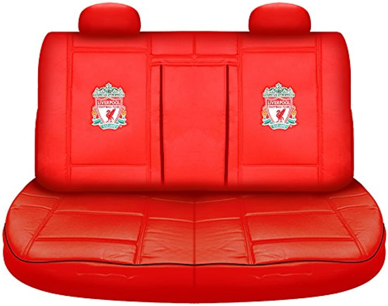 Liverpool FC Premium Edition Rear Seat Cover (red)