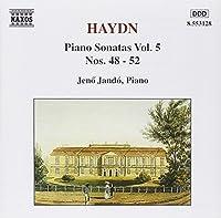 Haydn: Piano Sonatas, Vol. 5, Nos. 48-52 (1994-12-13)