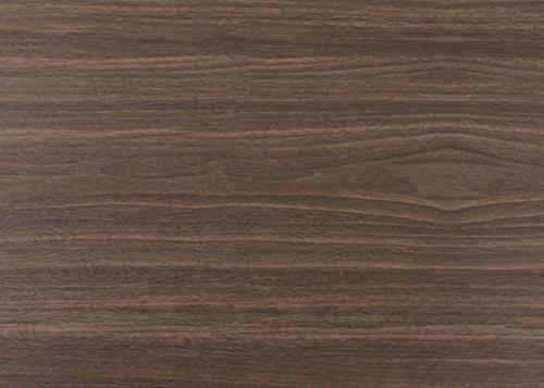 YONG 706376 Set de Table, Plastique, Bois, 45 x 30.2 x 0.1 cm