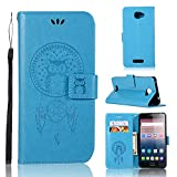 JARNING Case for Alcatel One Touch Pop 4S Case Leather