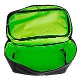 EuroCom Loewe PowerBAG Bolsa para plancha, algodón, verde y blanco