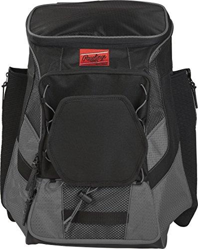 Rawlings Equipment Bags Backpacks Baseball-Ausrüstungstaschen Rucksäcke, Mehrfarbig, Einheitsgröße