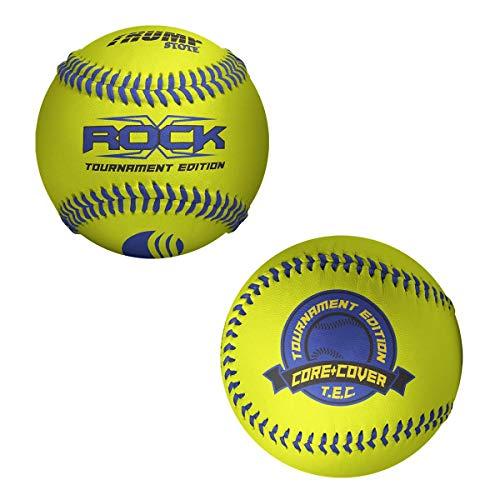 Trump X-Rock TEC 40/.325 12' Ball Classic M USSSA Approved - One Dozen (12) Balls