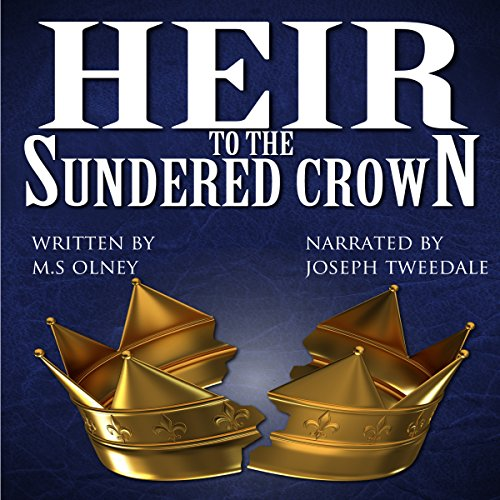 Heir to the Sundered Crown cover art
