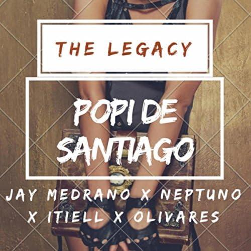 Jay Medrano feat. Olivares, Neptuno & Itiell King