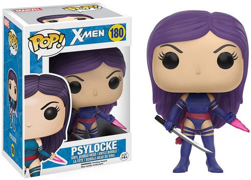 Funko POP! Marvel X-Men: Psylocke
