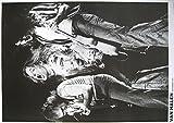 Unbekannt Van Halen Poster Rotterdam 1979