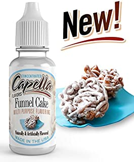 Capella Flavor Drops Funnel Cake Concentrate 13ml bottle
