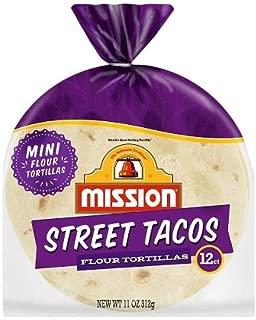 Mission Street Tacos mini Flour Tortillas 11oz