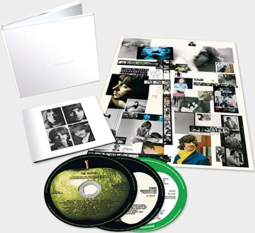 ΤΗΕ WΗΙΤΕ ΑLΒUΜ (50th Anniversary). 3CD