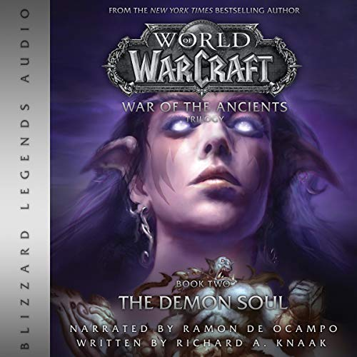 The Demon Soul audiobook cover art