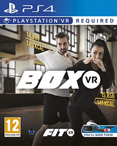 Cubic Box VR (PSVR Required) PS4