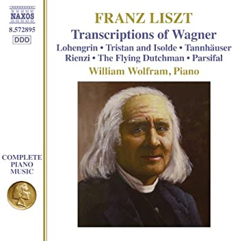 Liszt Complete Piano Music, Vol. 36: Transcriptions of Wagner