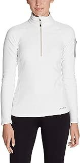 Eddie Bauer Women's Cloud Layer Pro Fleece 1/4-Zip Pullover