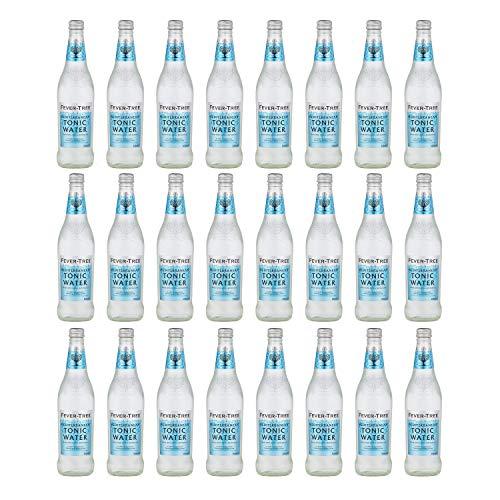 Fever Tree Mediterranes Tonic Water 500 ml x 24 Flaschen