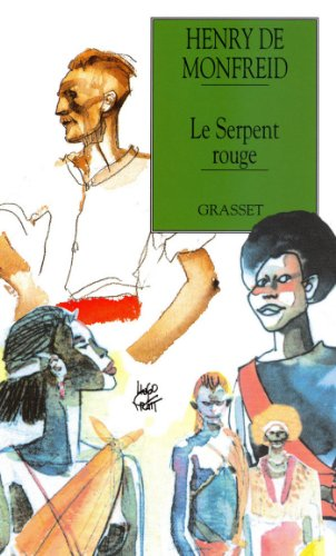 Le serpent rouge (Lectures et Aventures t. 23) (French Edition)