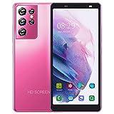 Smartphone Offerta del Giorno,5.5'IPS HD-Display, 4GB ROM, Smartphone Android Cellulare Dual SIM Economici Telefoni Mobile (S21Ultra-Rosa)