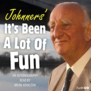 Johnners' It's Been a Lot of Fun cover art