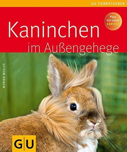 Kaninchen im Außengehege by Monika Wegler(1905-06-30)