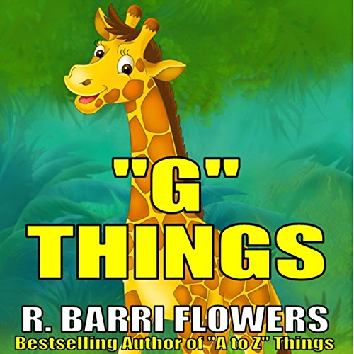 """G"" Things audiobook cover art"