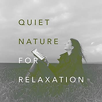 Quiet Nature for Relaxation
