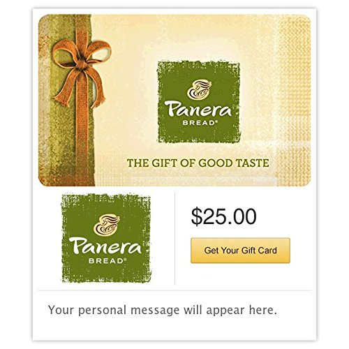 Panera Bread Gift Cards - E-mail Delivery - http://coolthings.us