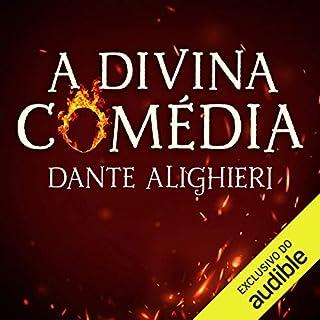 A Divina Comédia [The Divine Comedy] audiobook cover art