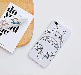 WinVI My Neighbor Totoro Case for I phone 7/8, iphone 7 Plus/8 Plus and Iphone X) (Totoro1, Iphone X)