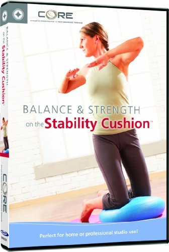 Merrithew Balance and Strength on the Stability Cushion by merrithew corporation