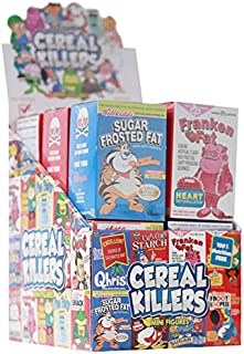 Full Case of 12 Cereal Killers 3