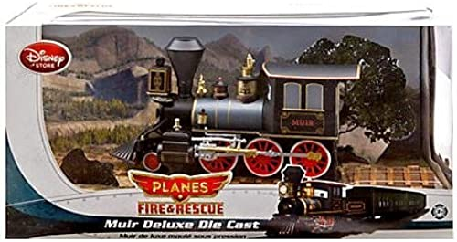 Disney PLANES  Fire & Rescue Exclusive Deluxe Die Cast Train Muir by Unknown