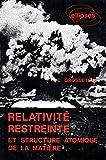 Relativité restreinte et structure atomique de la matière