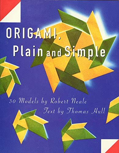 Origami, Plain and Simple (English Edition)