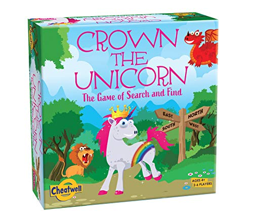 Cheatwell Games Crown The Unicorn Game