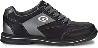Dexter Mens Match Play Black/Alloy Right Handed Bowling Shoes