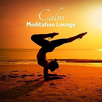 Calm Meditation Lounge