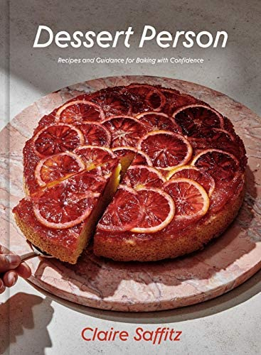 Dessert Person Recipes and Guidance for Baking with Confidence product image