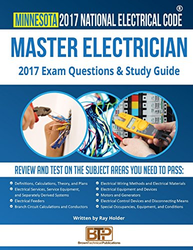 Minnesota 2017 Master Electrician Study Guide