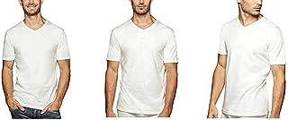 Buffalo David Bitton T-Shirt Cotton Soft Stretch V-Neck...