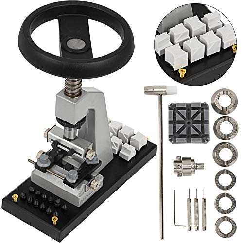 Mophorn 5700 Abridor de la Caja del Reloj, Abrelatas de la Espalda del Reloj para el Tornillo Abrelatas de la Caja del Reloj y más Adecuado para la Fabricación y Reparación de Reloj